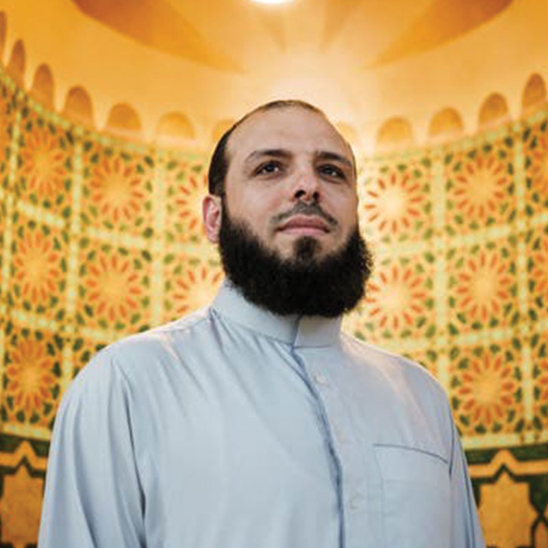 Imam Amr Dabour, SALAM Islamic Center