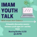 Imam Amr Dabour Youth Talk