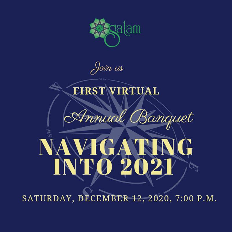 SALAM's 1st Virtual Banquet   Navigating Into 2020