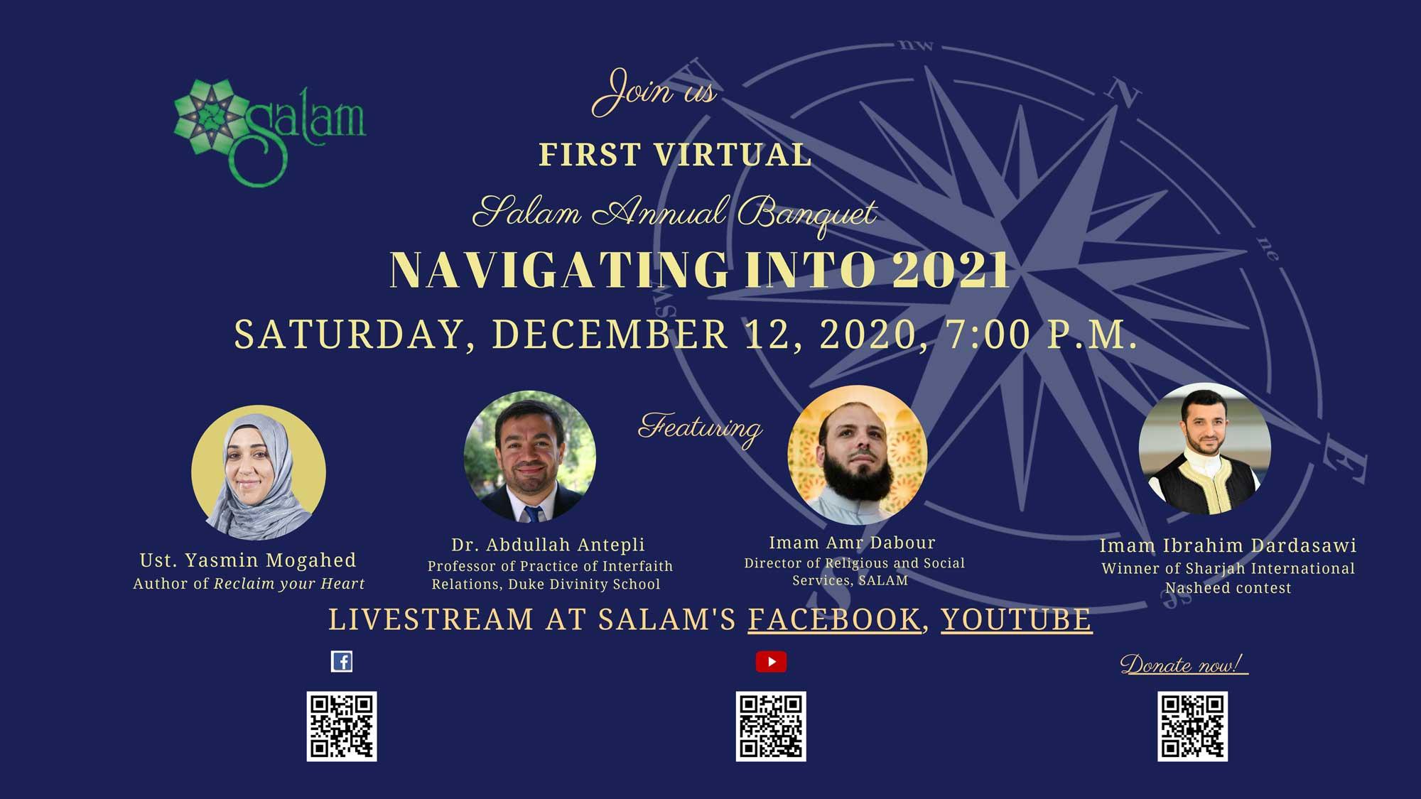 SALAM's 1st Virtual Banquet | Navigating Into 2020