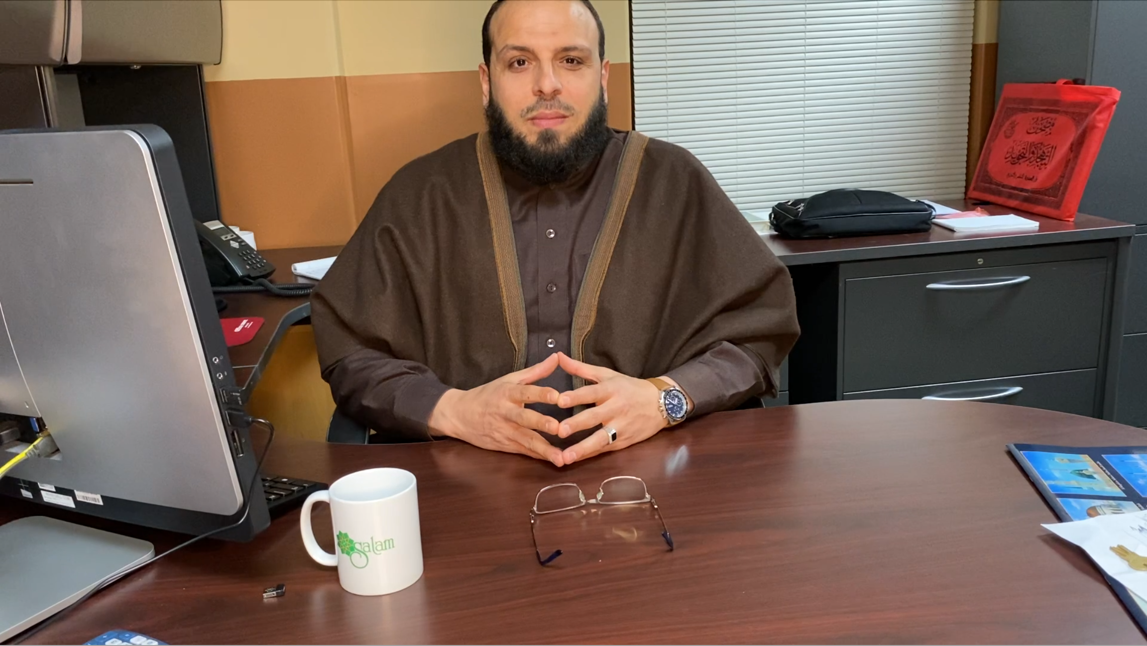 A Message from Imam Amr Dabour